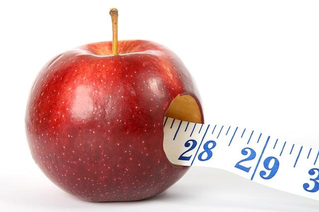 metr v jablku
