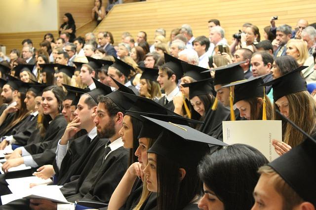 Vysokoškoláci, třída