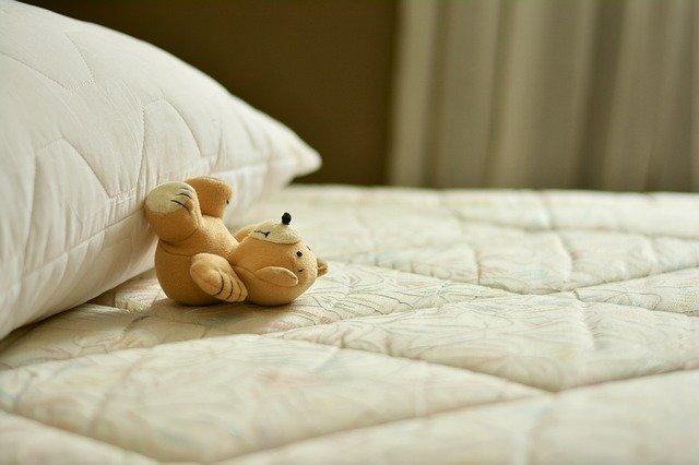 Čistá matrace