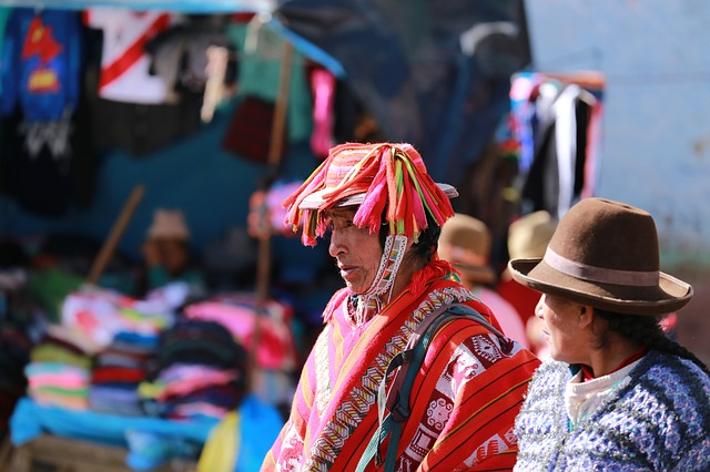 Pěstitelé řeřichy peruánské