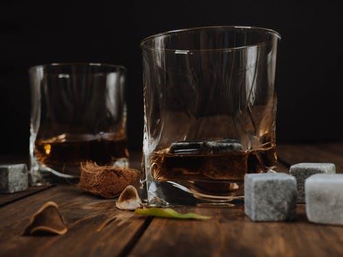 sklenice pití